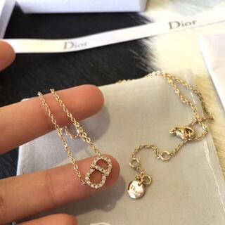 Dior - 美品 ネックレス