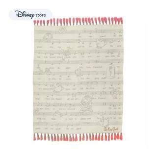 ディズニー(Disney)の新品 美女と野獣 ブランケット 大判(毛布)