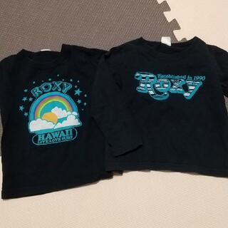 ロキシー(Roxy)のROXY 長袖2枚セット(Tシャツ/カットソー)