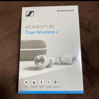 SENNHEISER - Sennheiser MOMENTUM True Wireless 2 ホワイト