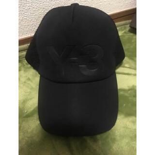 Y-3 - Y-3キャップ 帽子 ブラック