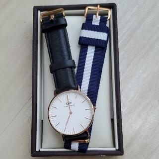 ダニエルウェリントン(Daniel Wellington)のDaniel Wellington 腕時計 25mm ピンクゴールド(腕時計)