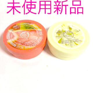 ボディショップ ボディバター モリンガ ピンクグレープフルーツ ボディクリーム