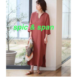 Spick and Span - spick and span☆MAU LOA カフタンワンピース