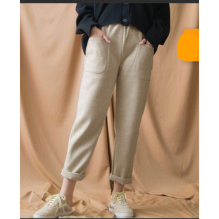 Spick and Span - ◆ビッグポケット付きスウェットパンツ今季美品 サイズ0