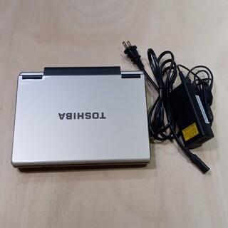 トウシバ(東芝)の【T⓶36Ⅴ様専用】TOSHIBA ノートPC NB100/HF(ノートPC)