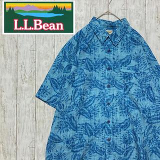 エルエルビーン(L.L.Bean)のL.L.bean エルエルビーン 柄シャツ アロハシャツ(シャツ)