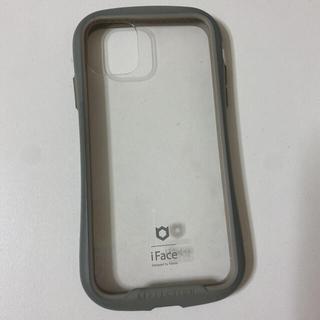 ハイミー(HIMMY)のiFace ベージュ iPhone11(iPhoneケース)