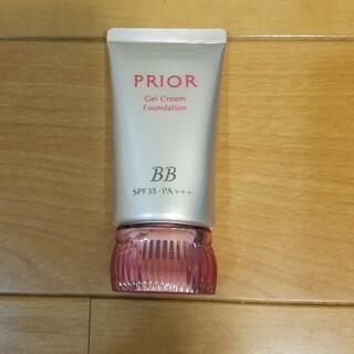 プリオール(PRIOR)のPRIORプリオール 美つやBBジェルクリームn オークル2(BBクリーム)