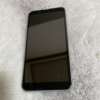 アクオス(AQUOS)のSHV48(スマートフォン本体)