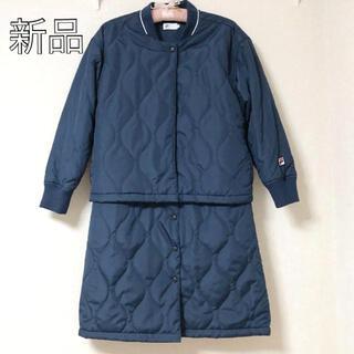 FILA - ⦅限定・完全別注商品⦆FILA 3way中綿コート