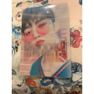 セブンティーン(SEVENTEEN)のセブチ セミコロン weverse レンチ エスクプス(K-POP/アジア)