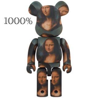 メディコムトイ(MEDICOM TOY)のBE@RBRICK Mona Lisa 1000% (その他)
