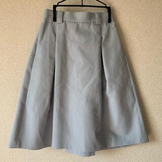 マカフィー(MACPHEE)の美品‼︎tomorrow land マカフィー★膝丈フレアスカート(ひざ丈スカート)