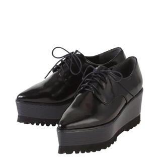 ムルーア(MURUA)のローファー 厚底 MURUA(ローファー/革靴)