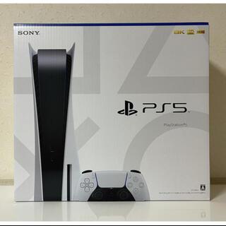 プレイステーション(PlayStation)のSONY PlayStation5 CFI-1000A01 新品未使用(家庭用ゲーム機本体)