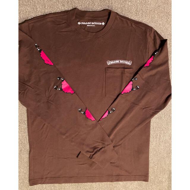Chrome Hearts(クロムハーツ)のmattyboy chrome hearts マッティーボーイコラボロンT  メンズのトップス(Tシャツ/カットソー(七分/長袖))の商品写真