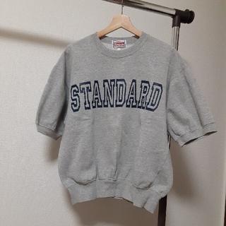 HIGH STANDARD  半袖スウェット Mサイズ(スウェット)