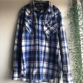 バックナンバー(BACK NUMBER)の【2点セット】back number tシャツ チェックシャツ(シャツ)