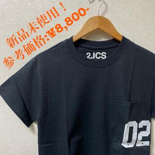 ジョンブル(JOHNBULL)の【新品未使用品】2 class.ics(トゥークラスドットイクス) Tシャツ(Tシャツ/カットソー(半袖/袖なし))