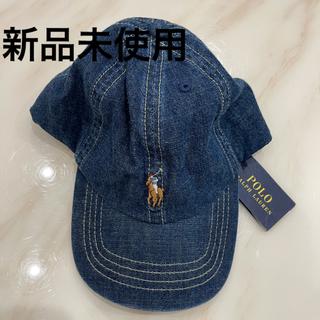 Ralph Lauren - 新品未使用 Ralph Lauren  CAP帽子