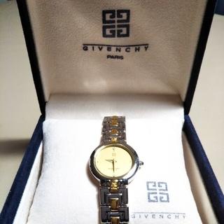 ジバンシィ(GIVENCHY)のGIVENCHY レディース腕時計 極美品!(腕時計)