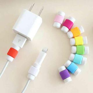 【全11色】充電器を保護 断線防止カバー(モバイルケース/カバー)