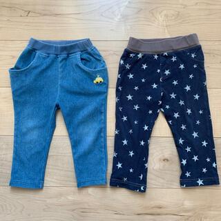 アカチャンホンポ(アカチャンホンポ)のズボン2枚セット(パンツ/スパッツ)