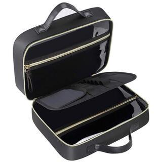 化粧ポーチ ジュエリー収納 ボックス 大容量 高機能 メイクボックス 化粧道具(メイクボックス)