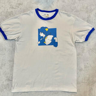シュプリーム(Supreme)のヴィンテージ  リンガーTシャツ 90s 古着 Vintage tee(Tシャツ/カットソー(半袖/袖なし))