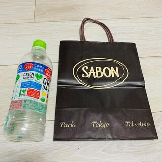 サボン(SABON)のSABON 紙袋(ショップ袋)