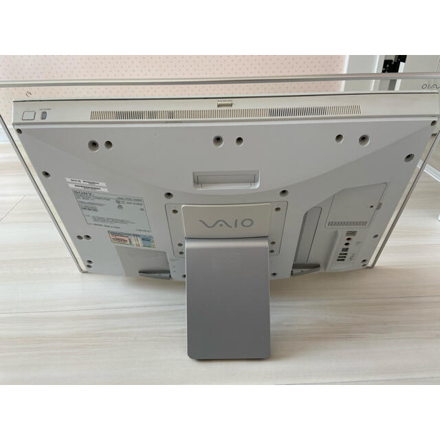VAIO(バイオ)の期間限定値下げ!SONY 一体型パソコン VAIO PCG-2A6N スマホ/家電/カメラのPC/タブレット(デスクトップ型PC)の商品写真
