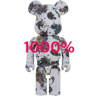 メディコムトイ(MEDICOM TOY)のBE@RBRICK Jackson Pollock Studio 1000%(フィギュア)