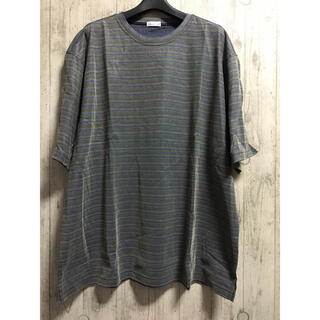 ジーゲラン(GEEGELLAN)の未使用ジーゲラン  デパート購入 大きいサイズ3L Tシャツ おしゃれカラー(Tシャツ/カットソー(半袖/袖なし))