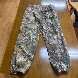 Supreme - supreme real tree camo flannel pants
