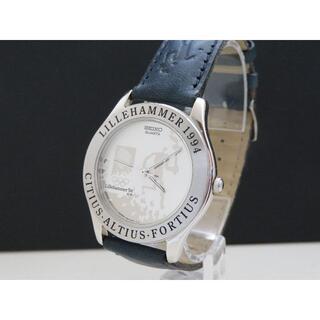 セイコー(SEIKO)のSEIKO リレハンメルオリンピック 腕時計 1994 希少 (腕時計(アナログ))