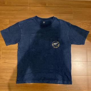 GAP - 美品 GAP メンズ インディゴ Tシャツ RH wtw