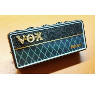 ヴォックス(VOX)のamPlug2 Bass ベース用ヘッドホンアンプ(ベースアンプ)