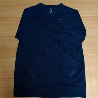 オークリー(Oakley)のOAKLEY(オークリー)速乾長袖Tシャツ(ウェア)