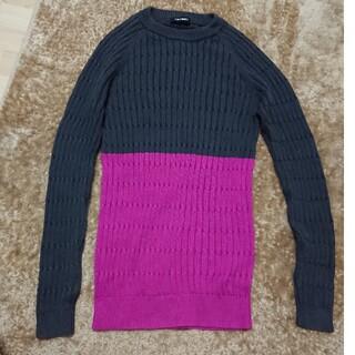 ウノピゥウノウグァーレトレ(1piu1uguale3)の1piu 1uguale3ニット、セーター(ニット/セーター)