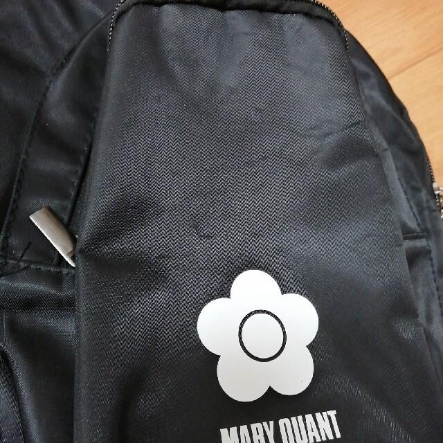 MARY QUANT(マリークワント)のマリークワント リュック バック レディースのバッグ(リュック/バックパック)の商品写真
