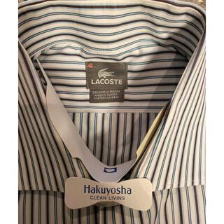 ラコステ(LACOSTE)の(再掲) ラコステ Lacoste メンズドレスシャツ 大きいサイズ(シャツ)