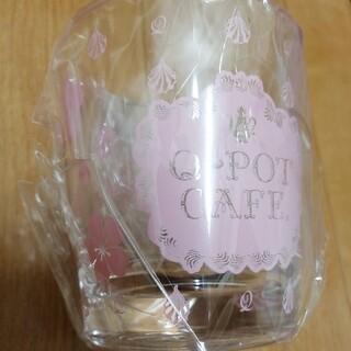 キューポット(Q-pot.)のキューポット サクラ アクリル グラス qpot 桜(グラス/カップ)