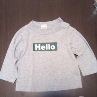 petit main - petit main 長袖Tシャツ 80