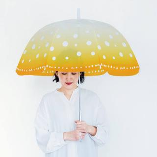 フェリシモ(FELISSIMO)の雨空を泳ぐ タコクラゲの傘(傘)