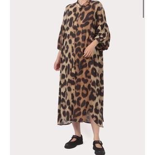 ヴィヴィアンウエストウッド(Vivienne Westwood)のviviennewestwood ワンピース(ロングワンピース/マキシワンピース)