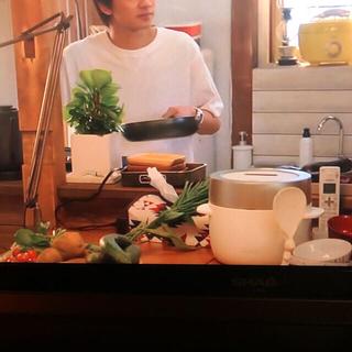 バルミューダ(BALMUDA)のらぶ様専用です♡週末限SALE❗BALMUDA 炊飯器 3合 『にじいろカルテ』(炊飯器)