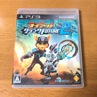 PlayStation3 - ラチェット&クランク FUTURE 2 PLAYSTATION 3