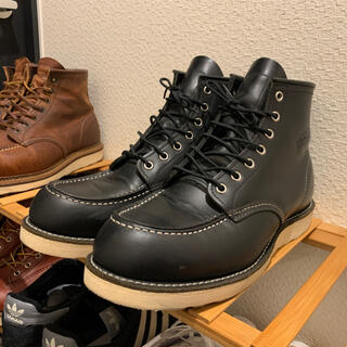 REDWING - 【使用歴少/美品】RED WING 8130 / 9.5Dセッター