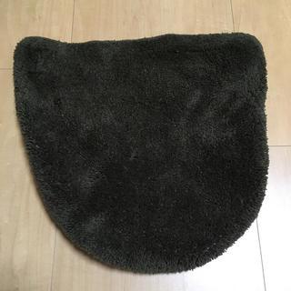 ムジルシリョウヒン(MUJI (無印良品))のカーキ トイレマット(トイレマット)